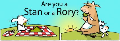 Are you a Stan or a Rory?
